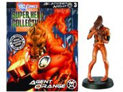 Eaglemoss DC Comics Super Hero Blackest Night Figurine Collection #3 Agent Orange